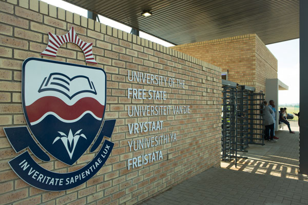 The South Campus Entrance
