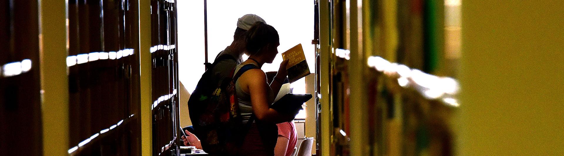 UFS Sasol Library